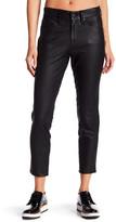 AG Jeans Beau Genuine Leather Slouchy Skinny Jean