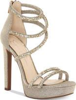 Jessica Simpson Beyonah Platform Dress Sandals Women's Shoes