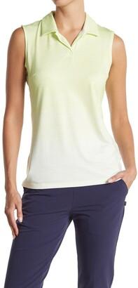 Puma Gradient Sleeveless Polo Shirt