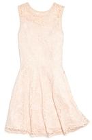 Aqua Girls' Lace Crochet Dress, Big Kid - 100% Exclusive