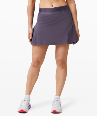Lululemon Morning Match Skirt *Tall