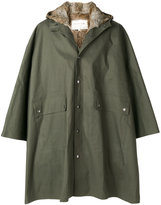 MACKINTOSH fur lined parka