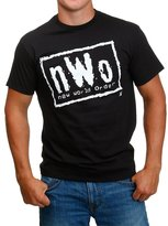 WWE New World Order Mens NWO Graphic Tee