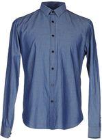 Theory Denim shirts
