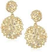 ABS by Allen Schwartz Double Drop Earrings
