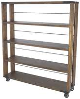 Sterling Penn Shelving Unit In Farmhouse Stain - Large