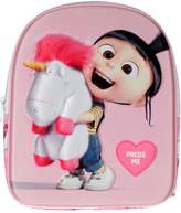 Despicable Me 3 Despicable Me 3 Agnes and Fluffy Backpack with Sound