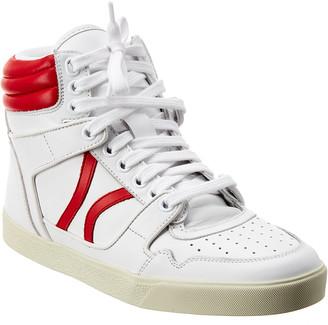 Celine Break Leather Sneaker