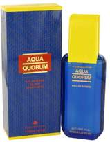 Antonio Puig AQUA QUORUM by Eau De Toilette Spray 3.4 oz