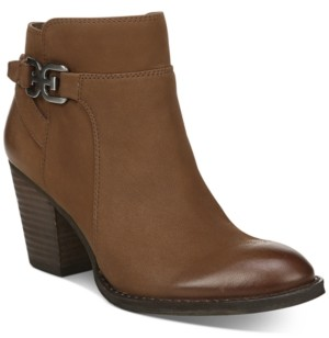 Sam Edelman Morgon Ankle Booties Women's Shoes