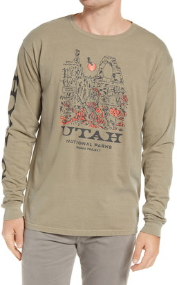 Parks Project National Parks of Utah Long Sleeve Graphic Tee