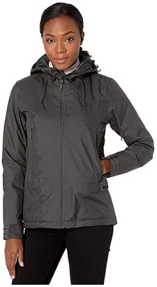 The North Face Inlux Insulated Jacket (TNF Dark Grey Heather) Women's Jacket