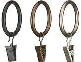 Umbra Set of 7 Large Clip Rings