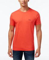HUGO BOSS Green Men's Logo T-Shirt