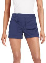Vince Cotton Shorts