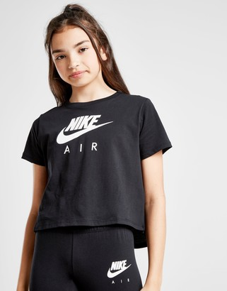 Nike Girls' Crop T-Shirt Junior