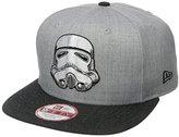 New Era Cap Men's Hero Heather 2 Storm Trooper 9Fifty Snapback Cap