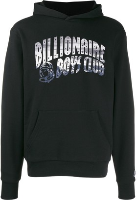 Billionaire Boys Club Long Sleeve Printed Logo Hoodie
