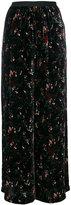 Antonio Marras floral palazzo pants - women - Silk/Polyester/Viscose - 0