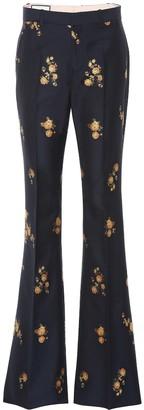Gucci Floral fil coupA pants