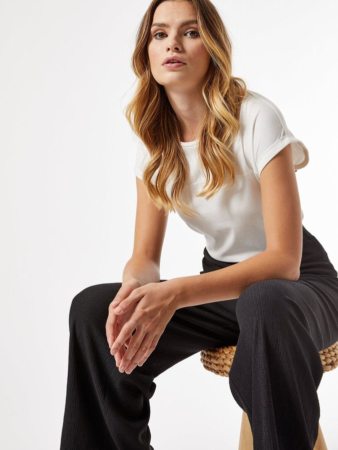 Thumbnail for your product : Dorothy Perkins Fauchette Trousers - Black