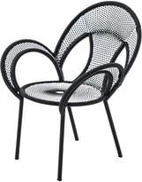 Moroso Banjooli Armchair - White/Black