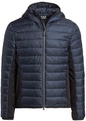 Emporio Armani Light Padded Puffer Jacket