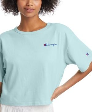 Champion Women's Cropped T-Shirt