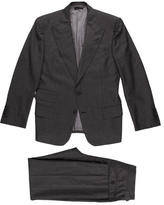 Tom Ford Wool Peak-Lapel Two-Piece Suit
