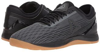 Reebok CrossFit(r) Nano 8.0 (Black/Alloy/Gum) Men's Shoes