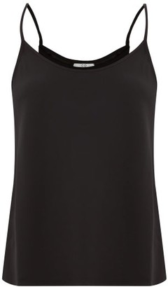 Co Crepe Camisole - Black