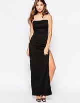 Rare Side Split Maxi Dress
