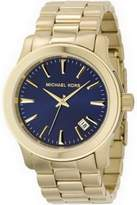 Michael Kors Men's MK7049 Blue Stainless-Steel Quartz Watch