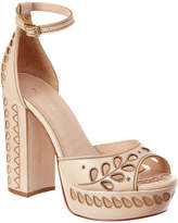 Rachel Zoe Juliana Leather Platform