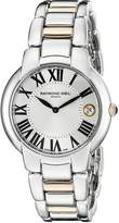 Raymond Weil Women's 5235-S5-00659 Jasmine Two-Tone Stainless Steel Watch