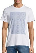 Ben Sherman Dotted Graphic Tee
