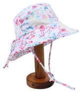 Bebe by Minihaha Girls Ivy Swim Sun Hat (XS - L)