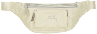 A-Cold-Wall* Off-White Nylon Body Bag