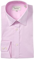Ted Baker Dobby Twill Endurance Dress Shirt