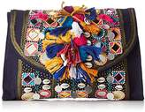 Antik Batik Women's Koshi Clutch multi-coloured