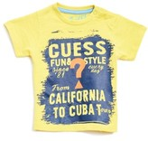 GUESS Boy's Short-Sleeve Graphic Tee (2-6x)