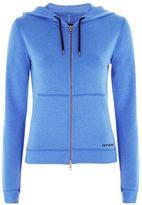 Ivy Park Peached zip thru hoodie