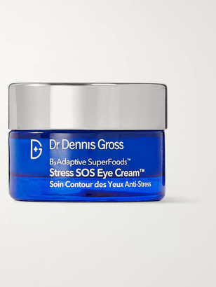 Dr. Dennis Gross Skincare B3 Adaptive Superfoods Stress Sos Eye Cream, 15ml