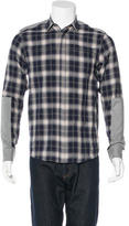 IRO Cruz Plaid Flannel Shirt