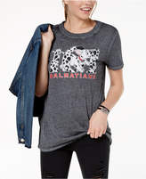 Modern Lux Juniors' 101 Dalmatians Graphic-Print T-Shirt