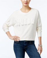 GUESS Fuego Fringe Sweater