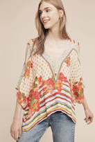 Blank Azelie Open-Shoulder Blouse