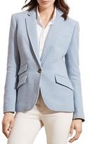 Lauren Ralph Lauren Merino Wool-Blend Blazer