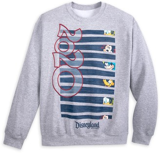 Disney Mickey Mouse and Friends Sweatshirt for Adults Disneyland 2020