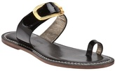 Bernardo Bridge buckle down sandal